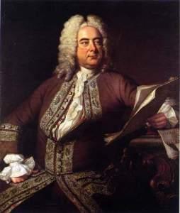 Georg Friedrich Handel did not regard his music as open-source.