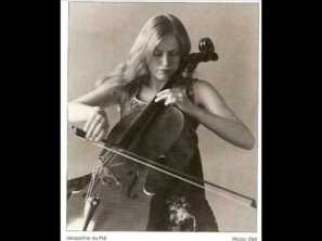 Cellist Jacqueline du Pré